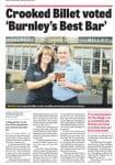 Burnley's Best Bar
