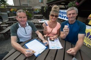 Pub2Pub Charity Walk 2015