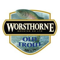 Worsthorne Brewery Old Trout