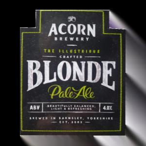 Acorn Blonde Pale Ale