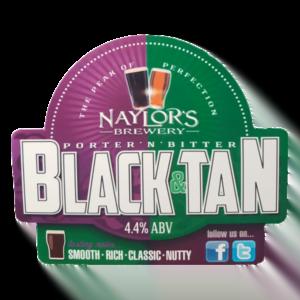 Naylors Black and Tan