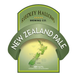 Reedley Hallows New Zealand Pale