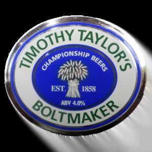 Timothy Taylors Boltmaker