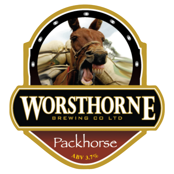 Worsthorne Brewery Packhorse Ale